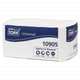 Традиционные диспенсерные салфетки Tork Universal, система N1 10905
