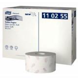 110255 Tork Premium туалетная бумага в мини-рулонах ультрамягкая, система T2