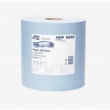 Протирочная бумага в рулоне со съёмной втулкой Tork Advanced 420 в малых рулонах, система W1, W2, 130052