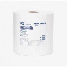 Протирочная бумага Tork Advanced 430 в малых рулонах, система W1, W2, 130062