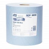 Бумажный протирочный материал повышенной плотности Tork Advanced 430 в больших рулонах, система W1 130070