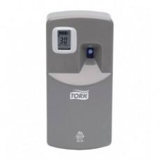 Диспенсер электронный для аэрозольных освежителей воздуха, система A1, цвет серый 256055