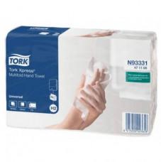 471117 / 471105 N93331 Tork Xpress® листовые полотенца сложения Multifold