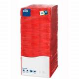 Столовые салфетки N96802 Tork 25 красные, арт. 478661