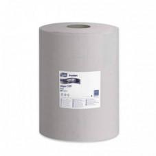 Нетканый материал Tork Premium 520 в рулоне в коробке, система W1, W2, W3 520337