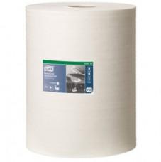 Нетканый материал Tork Premium 530 в рулоне в коробке, система W1, W2, W3 530137