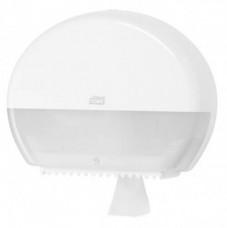 Tork Elevation диспенсер для туалетной бумаги в мини-рулонах, система T2, белый 555000