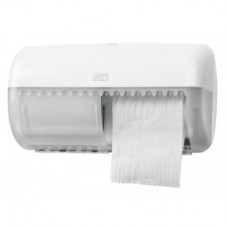 Tork Elevation диспенсер для туалетной бумаги в стандартных рулончиках, система T4, белый 557000