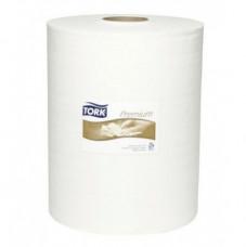 Нетканый протирочный материал Tork Premium 570 в рулоне, система W1, W2, W3 570137