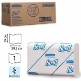 5856 Бумажные полотенца в пачках Scott® SlimFold