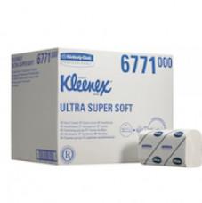 6771 Kleenex Ultra Сверхмягкие бумажные полотенца для рук в пачке