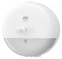 681000 Tork SmartOne® диспенсер для туалетной бумаги в мини-рулонах