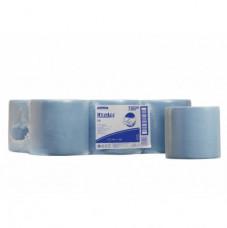 7265 Wypall* L10 Однослойные протирочные салфетки, упаковка больших рулонов