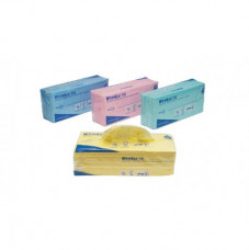7444 Wypall® Х50 Сложеные вчетверо. Цветные салфетки для использования в зонах питания.