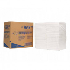 7642 Kimtech Prep* Sealant Wipers безворсовые салфетки для для удаления избытка герметика.