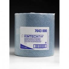 7643 Kimtech Prep* Салфетки для обезжиривания и подготовки поверхностей к последующей обработке. Салфетки в рулоне