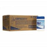7732 Kimtech Prep* / Wettask* DS Салфетки для очистки гладкой поверхности, для перезаряжаемой системы Wettask DS в новой компактоной упаковке.