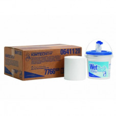 7767 Kimtech Prep* / Wettask* DS Протирочные салфетки для перезаряжаемой системы Wettask DS