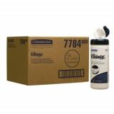 7784 Kleenex ® Дезинфицирующие салфетки для обработки рук и поверхностей - Канистра / 12 Units