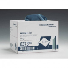 8373 Wypall Х8O Протирочные салфетки Brag Box в коробке-диспенсере