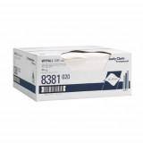 8381 Wypall Х7O Протирочные салфетки , сложенные в коробке-диспенсере