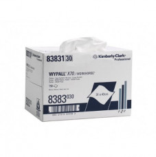 8383 Wypall Х7O Протирочные салфетки Brag* Box в переносной коробке