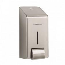 8973 Kimberly-Clark Professional* Металлический диспенсер для моющего средства для рук, Картридж 1л