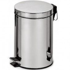Корзина для мусора с педалью BINELE WP12CP