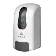 DE01BW Диспенсер BINELE mBase для картриджей (белый)