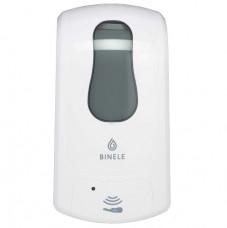 DE12BW BINELE eSoap картриджный для жидкого мыла сенсорный